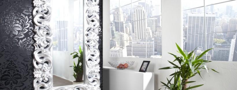 8 astuces feng shui pour se sentir bien chez soi for Grand miroir mural